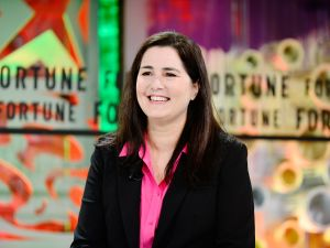 Mandy Ginsberg, CEO of the Match Group