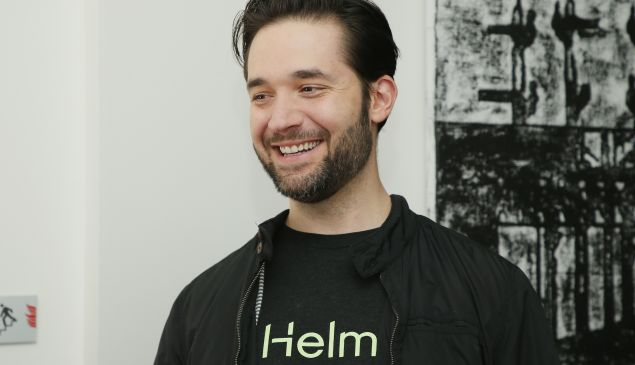 Alexis Ohanian, cofounder of Reddit and Initialized Capital.