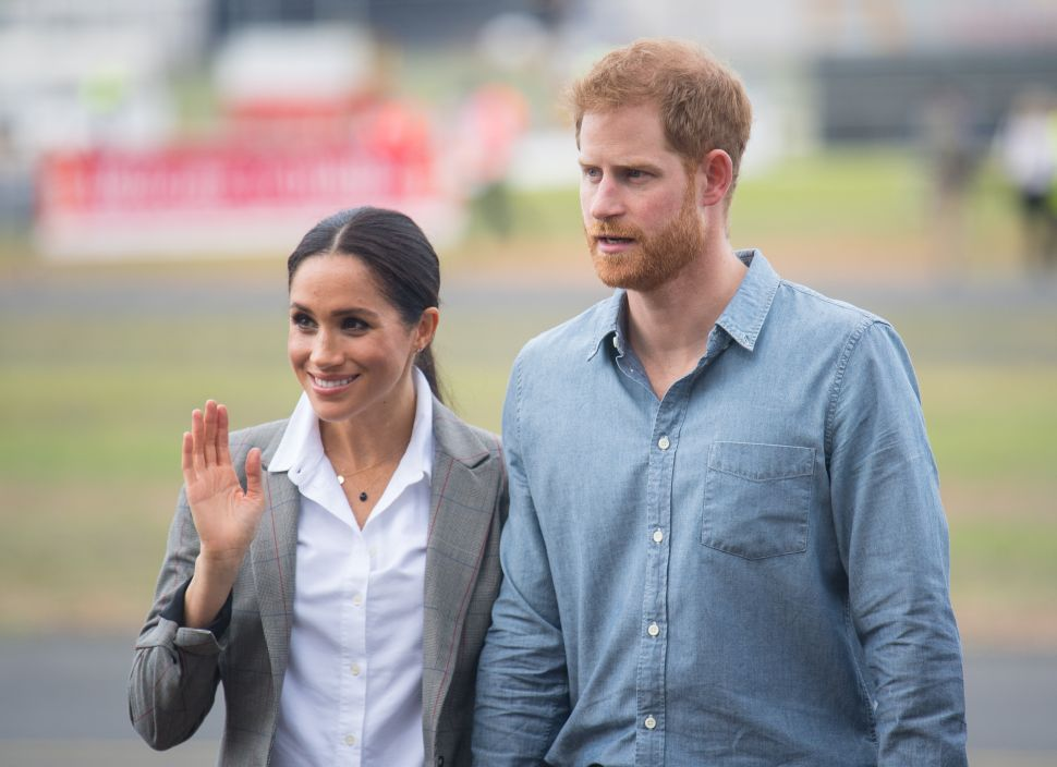 Prince Harry and Meghan Markle Have Yet Another Royal Job to Fill