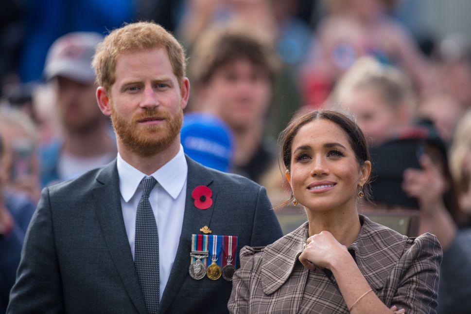 Prince Harry and Meghan Might Not Be Visiting the Queen at Balmoral This Year