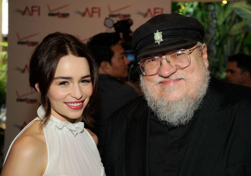 Is This Messy 'Game of Thrones' Plot Point the Reason George RR Martin Hasn't Finished the Series?