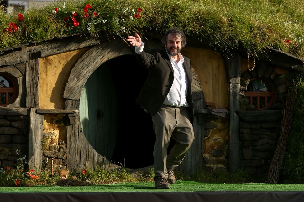 Peter Jackson Is Now Involved in Amazon's 'Lord of the Rings' Series (Sort Of)