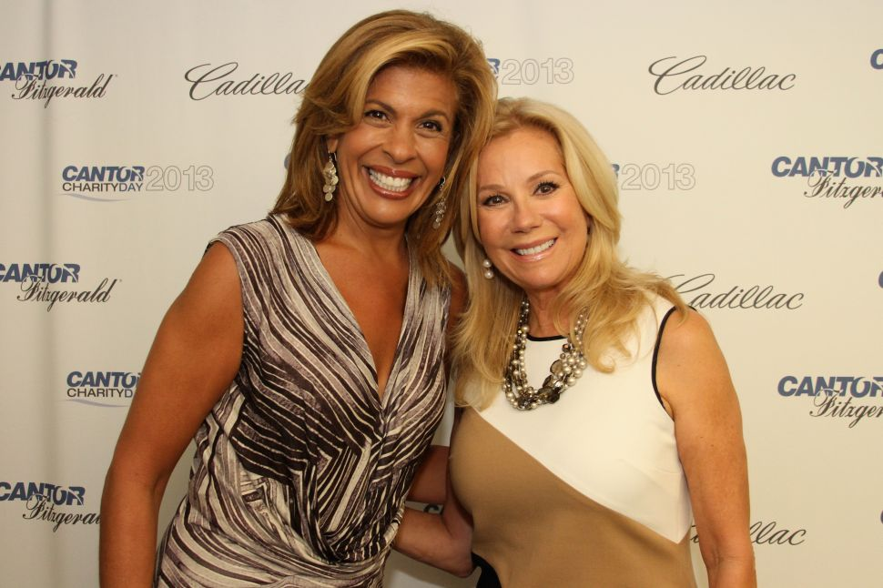 'Today' Host Kathie Lee Gifford Is Leaving Hoda Kotb Without a Daytime Drinking Buddy