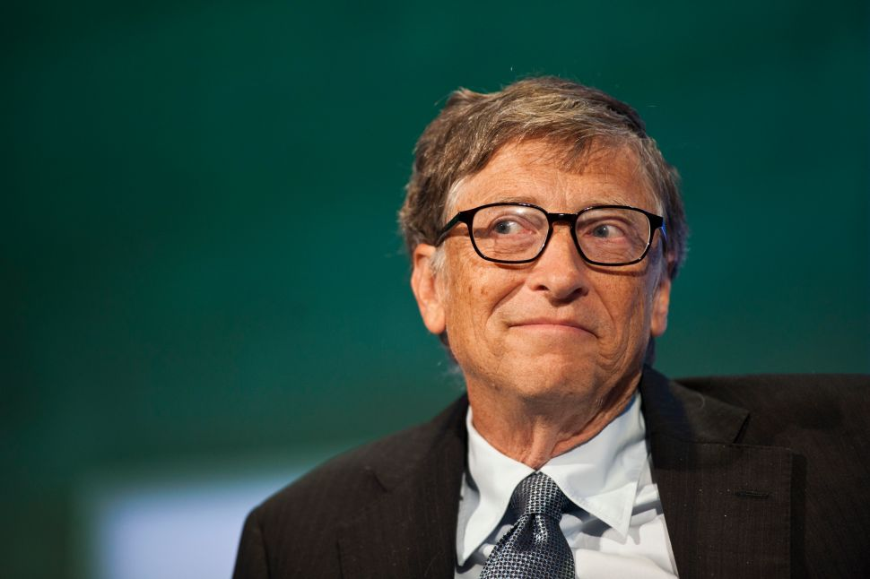 Bill Gates' Holiday Gift Guide: 5 Books That Have 'Something for Everyone'