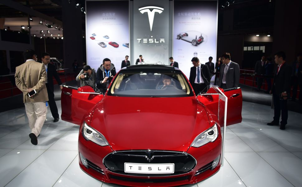 Expert Says Third-Party Reports Showing Tesla's Free-Falling Sales in China Are Reliable