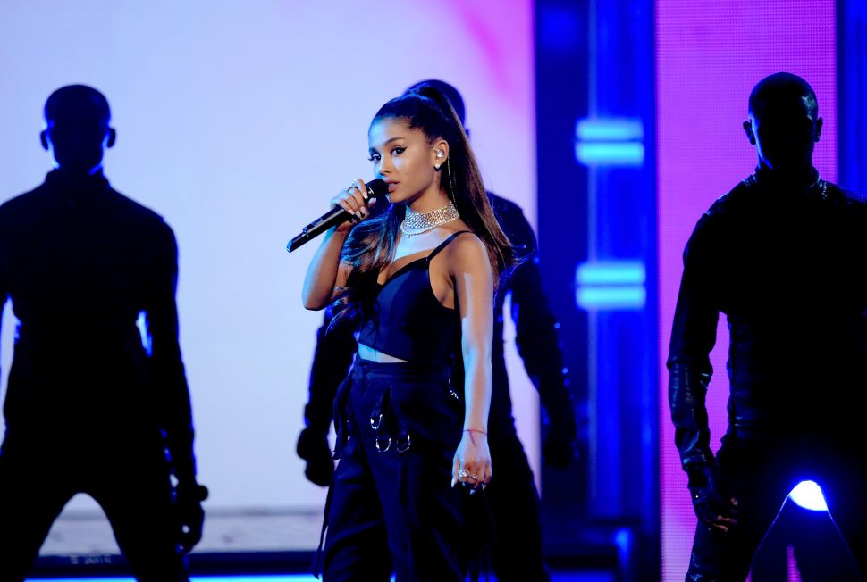 Ariana Grande Has Had It With Men Underestimating Her