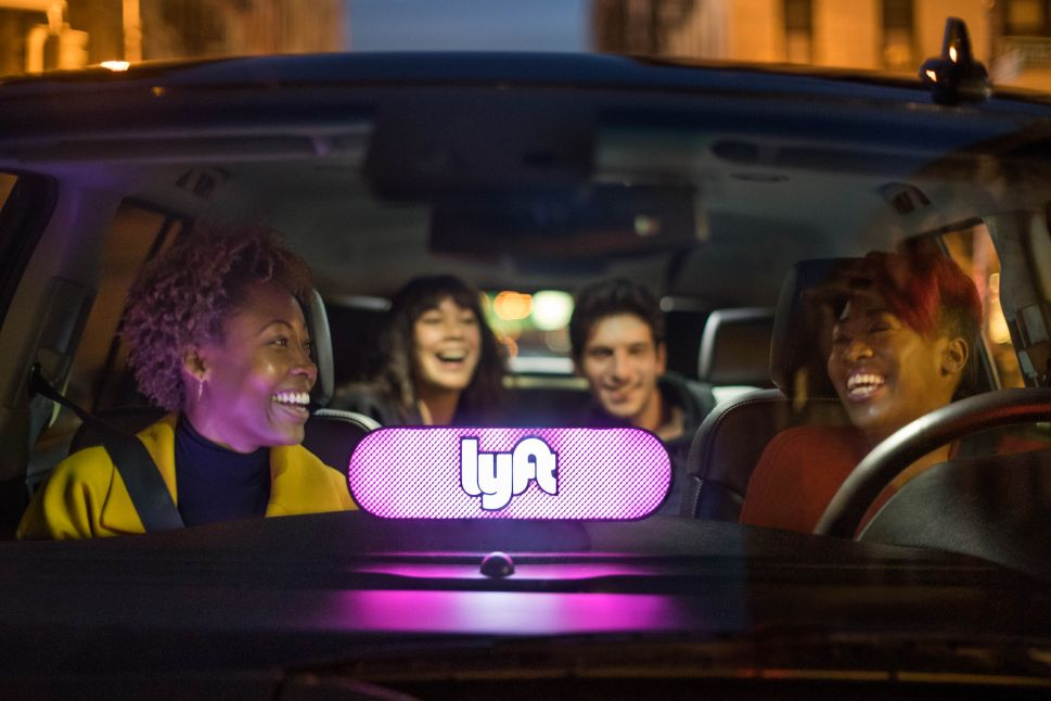 Lyft Is Set to Go Public Before Uber—But Uber's IPO Will Be Much Larger