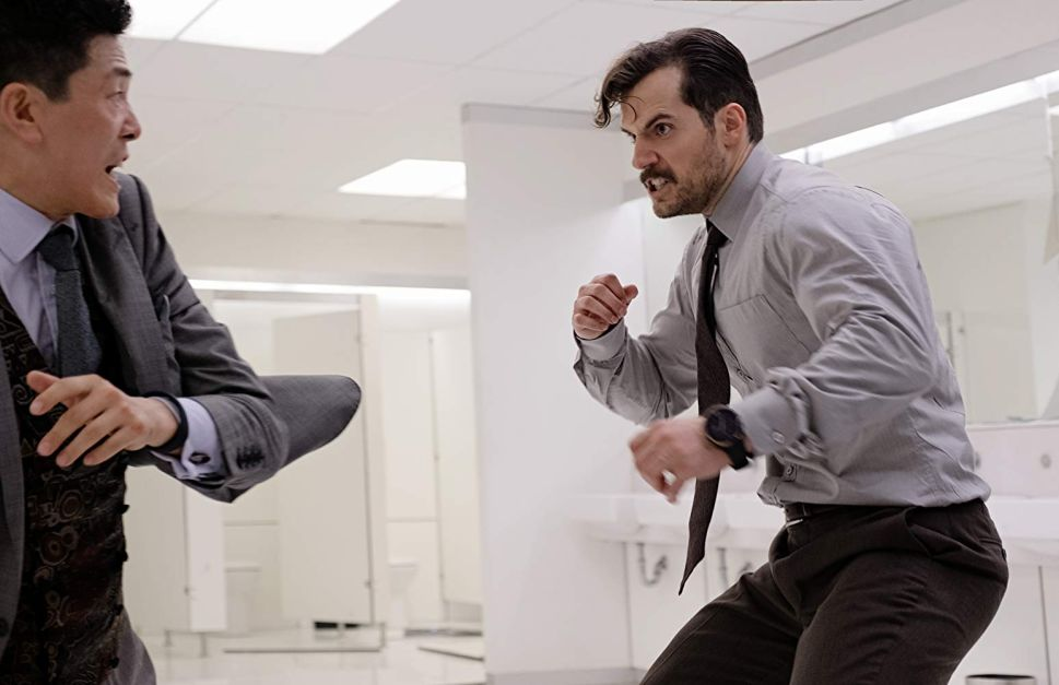 Henry Cavill Says His 'Mission: Impossible—Fallout' Bathroom Fight Was Very Painful