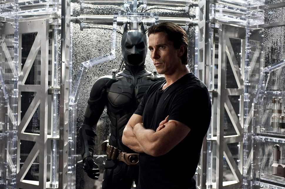 Christian Bale Remembers Meeting Donald Trump While Filming 'The Dark Knight Rises'