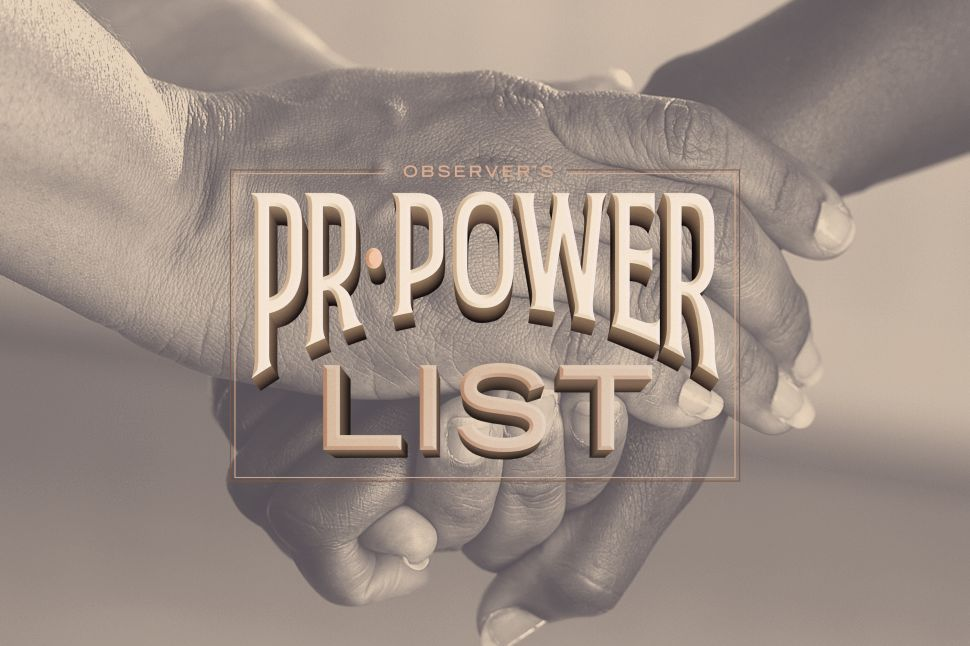The Most Powerful Nonprofit and Public Affairs PR Firms of 2018
