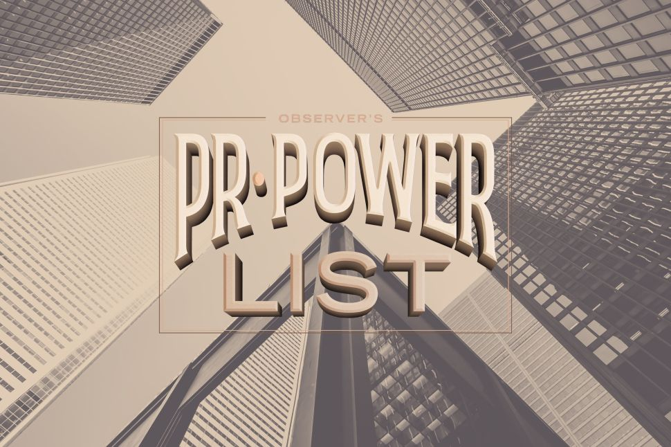 The Most Powerful Real Estate PR Firms of 2018