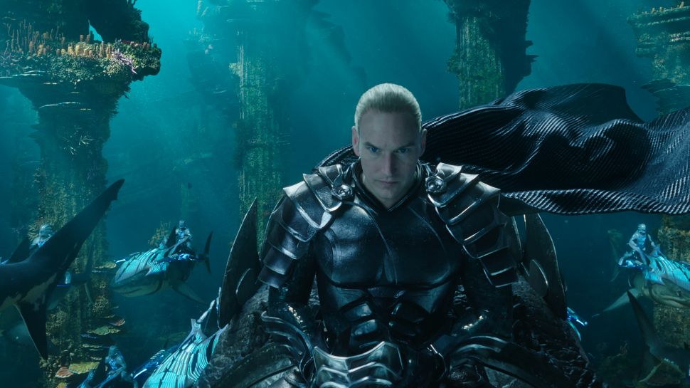 'Aquaman' Star Patrick Wilson Worked His Ass Off to Get as Swole as Jason Momoa