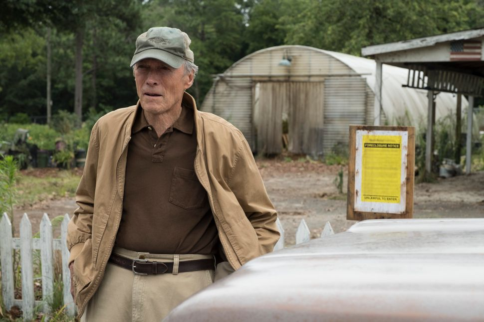 In 'The Mule,' Clint Eastwood's Cocaine Smuggling Curmudgeon Is In it For the Kicks