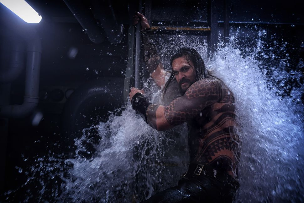 'Aquaman' Star Jason Momoa on Ben Affleck and Henry Cavill Possibly Leaving the DCEU