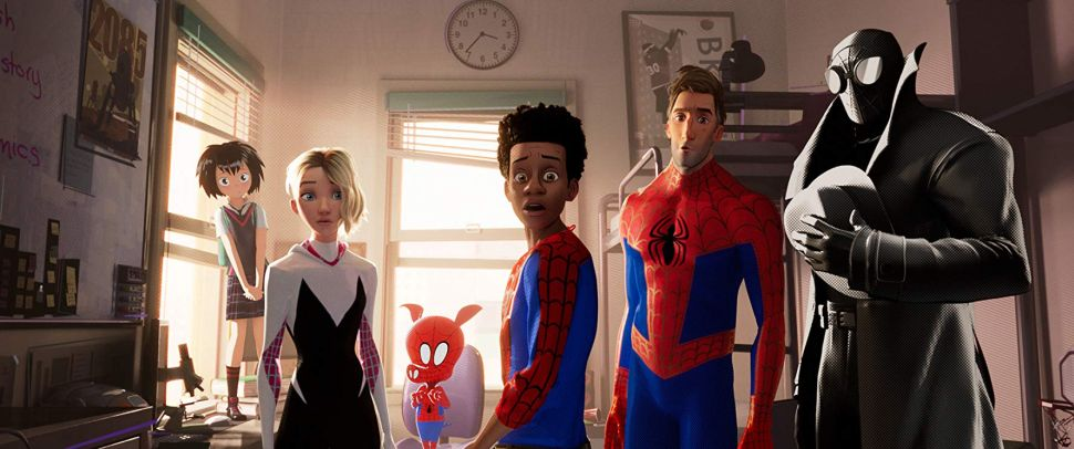 How the Creators of 'Into the Spider-Verse' Crafted an Inclusive Superhero Tale That's Damn Near Perfect
