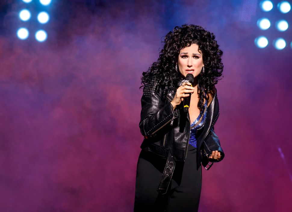 If We Could Turn Back Time, We'd Skip 'The Cher Show'