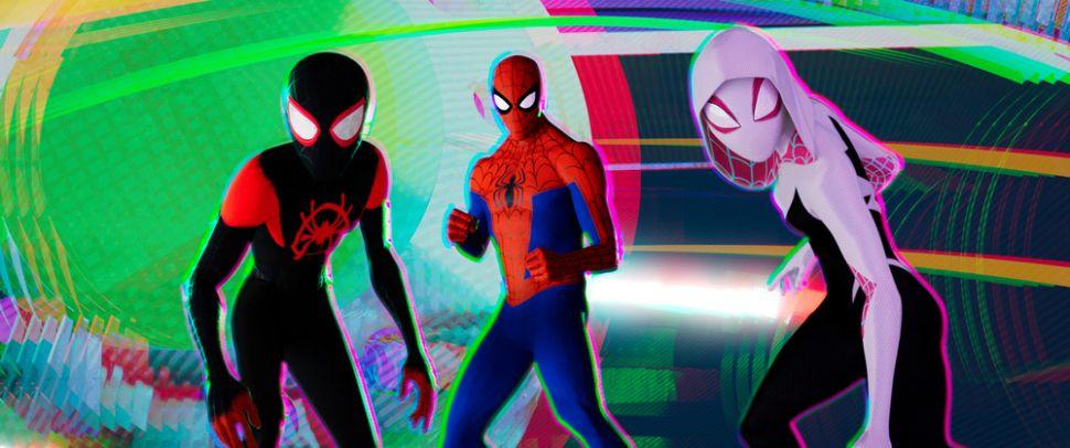 Wait, Is Spider-Man Jewish in 'Into the Spider-Verse'?