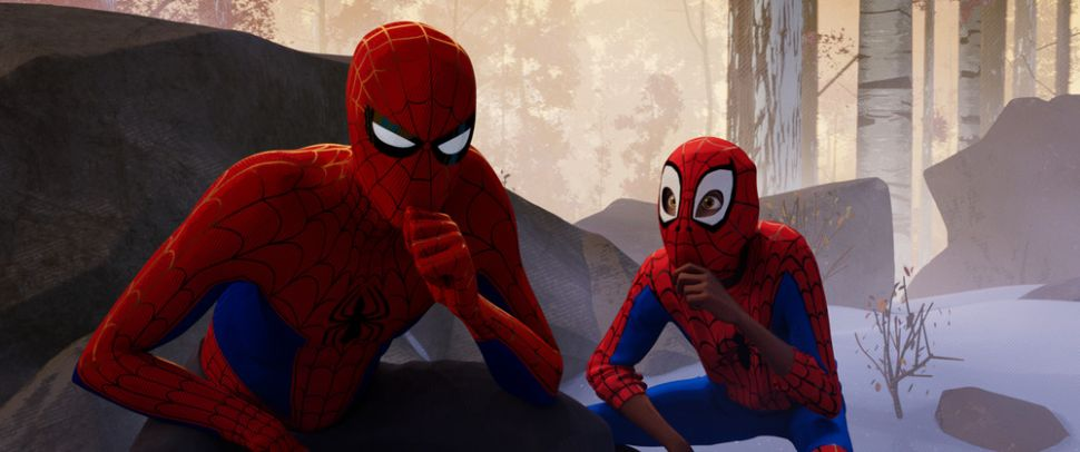 The 'Into the Spider-Verse' Directors Almost Recast Tobey Maguire as Peter Parker