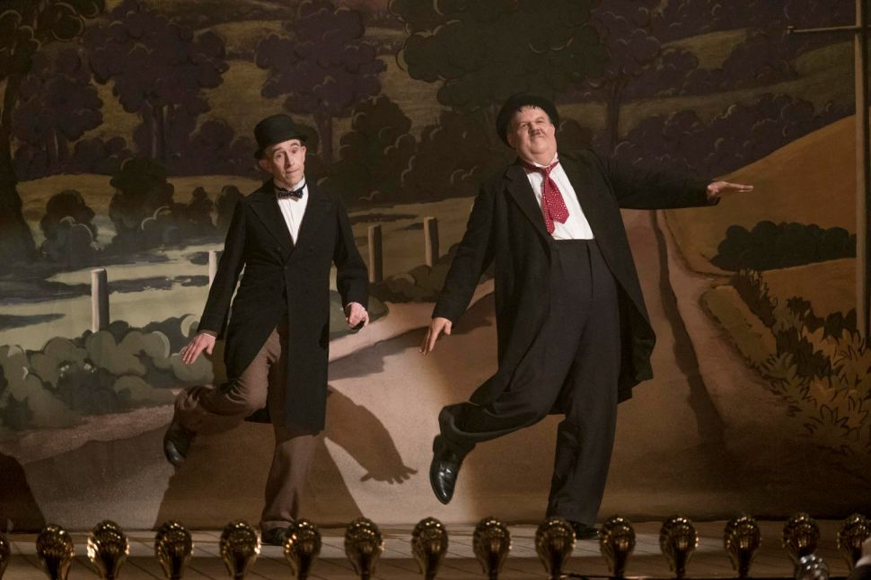 'Stan & Ollie' Is an Irresistibly Charming Memoir of Laurel and Hardy's Final Days