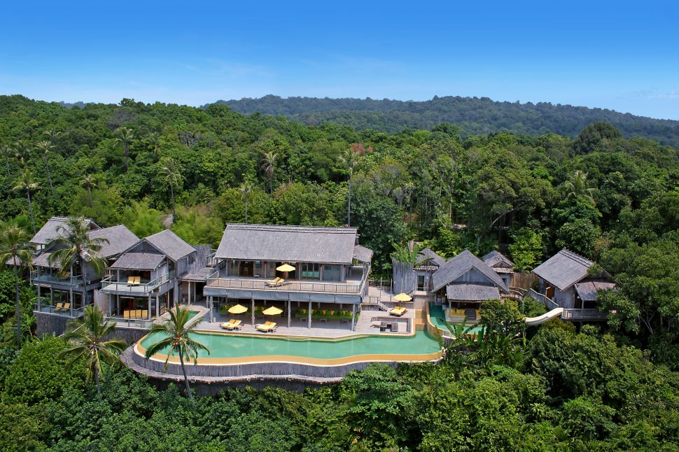 You Can Dine Treetop Above a Rainforest at This Chris Hemsworth–Approved Thailand Resort