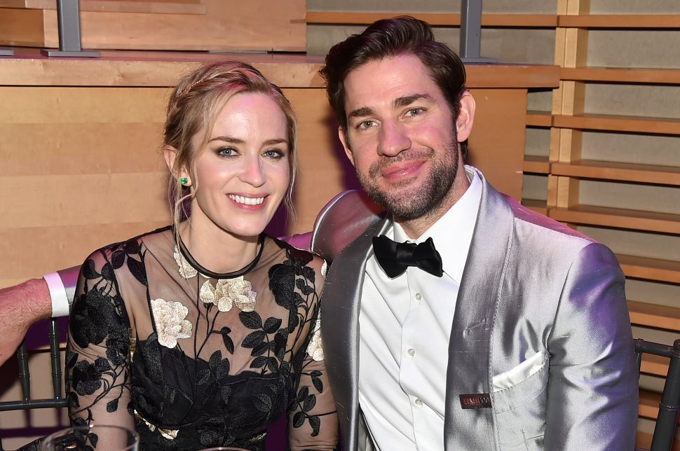 Emily Blunt and John Krasinski Secretly Snagged an $11 Million Quiet Place in Brooklyn