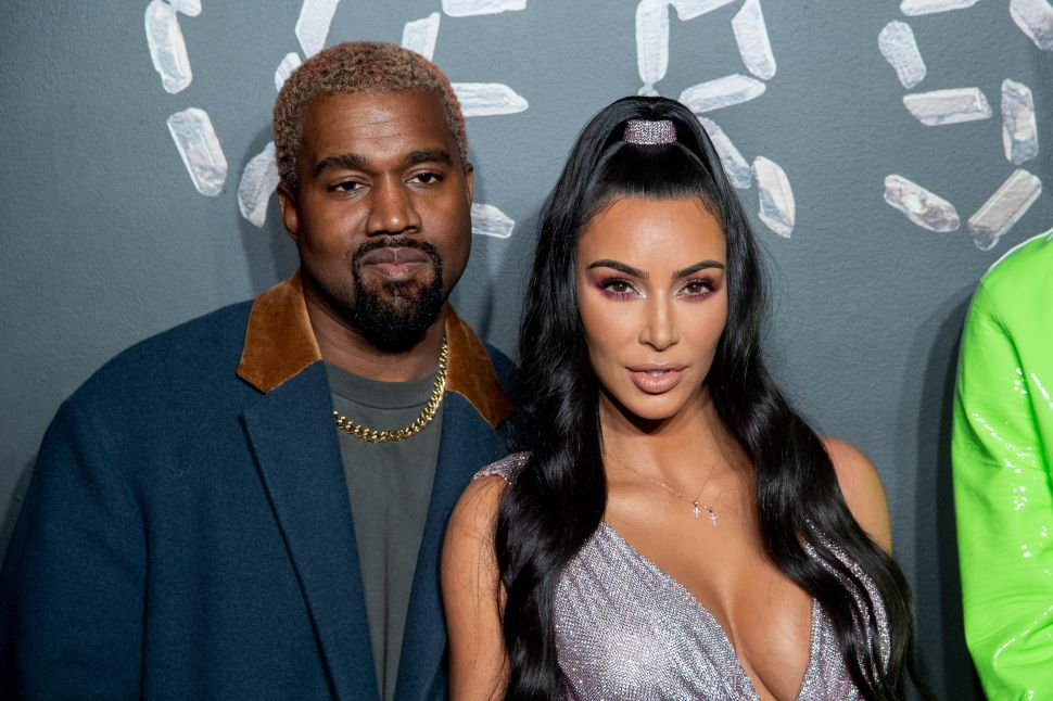 Kim and Kanye Are Getting a New Baby—And a New Closet