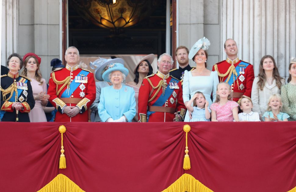 Despite a Multimillion-Dollar Palace Overhaul, the Queen's 2019 Birthday Bash Is a Go