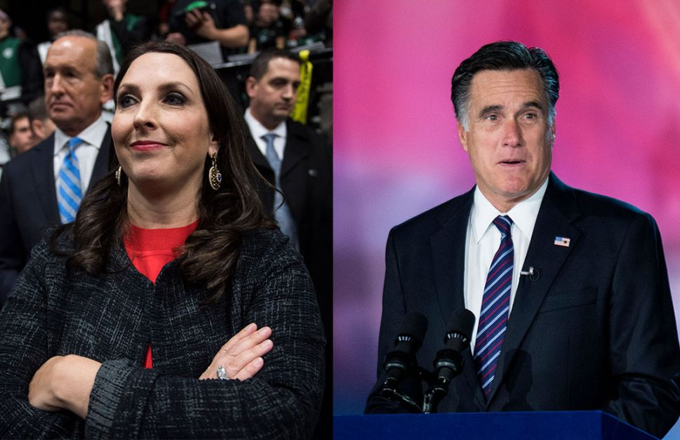 Romney Niece's Tweet-Bashing of Uncle Mitt Was 'Dictated' by RNC, Says Michael Steele