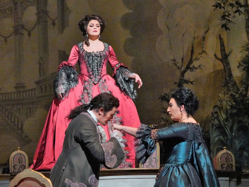 Anna Netrebko Is the Ultimate Diva in the Met's 'Adriana Lecouvreur'
