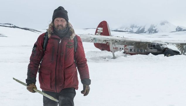 Mads Mikkelsen in Arctic.