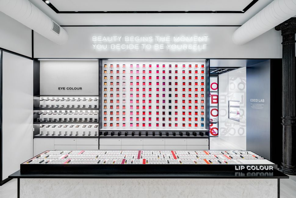 Chanel's Very First Atelier Beauté Boutique Is Here to Transform Your Beauty Routine