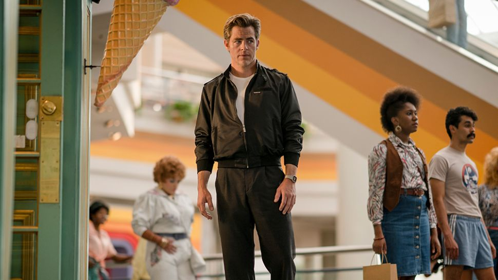 Chris Pine Offers a Clue About His Surprising Role in 'Wonder Woman 1984'