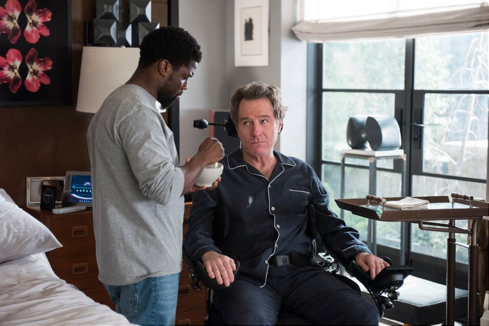In 'The Upside,' Kevin Hart Is an Ex-Con Nurse Who's About as Funny as a Case of Shingles