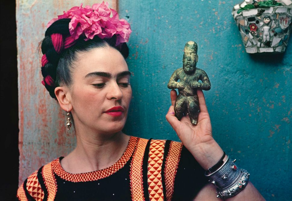 Can Frida Kahlo Be Separated From Her Commercialized Image?