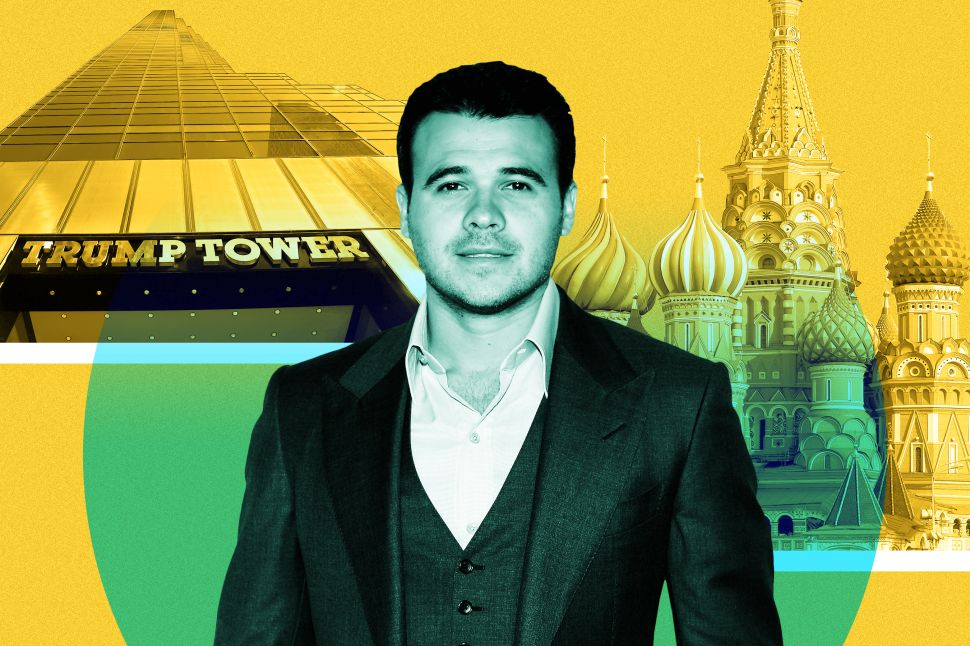 Exclusive: Emin Agalarov Gets Candid About Geopolitical Trolling & Trump Tower Moscow