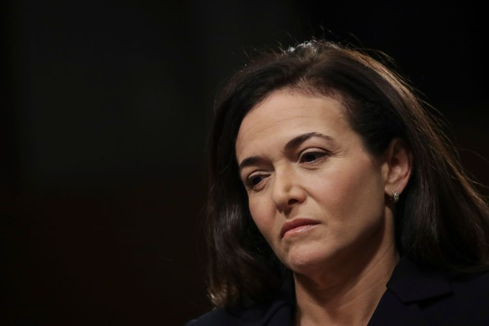 Prominent Facebook Critic Predicts Sheryl Sandberg Will Be Ousted in 2019