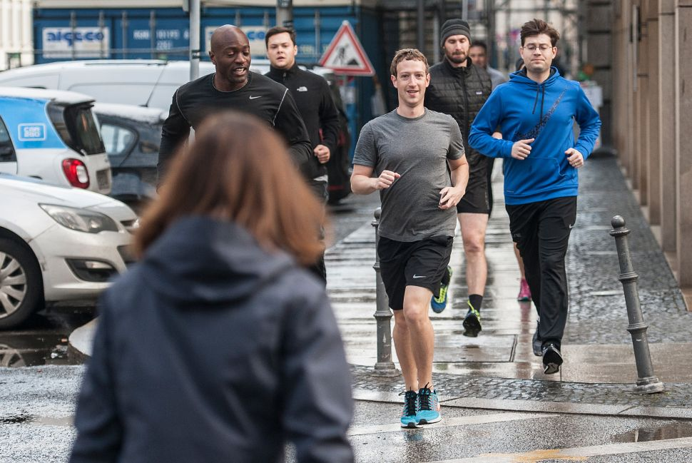 The 10-Year Evolution of Mark Zuckerberg's Bizarre New Year's Resolutions