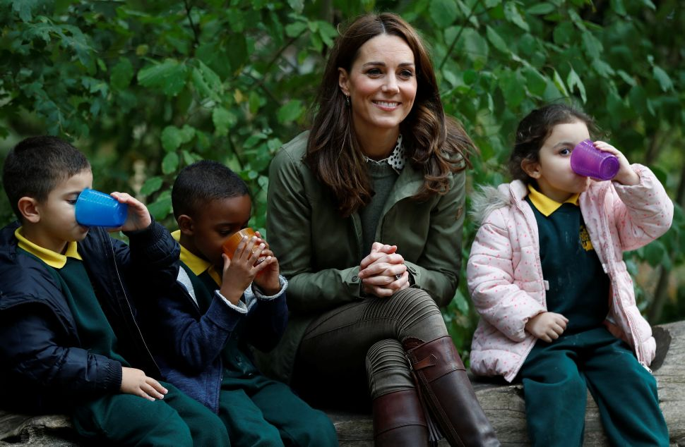 Kate Middleton Is Launching a Support Line to Help Families in Need