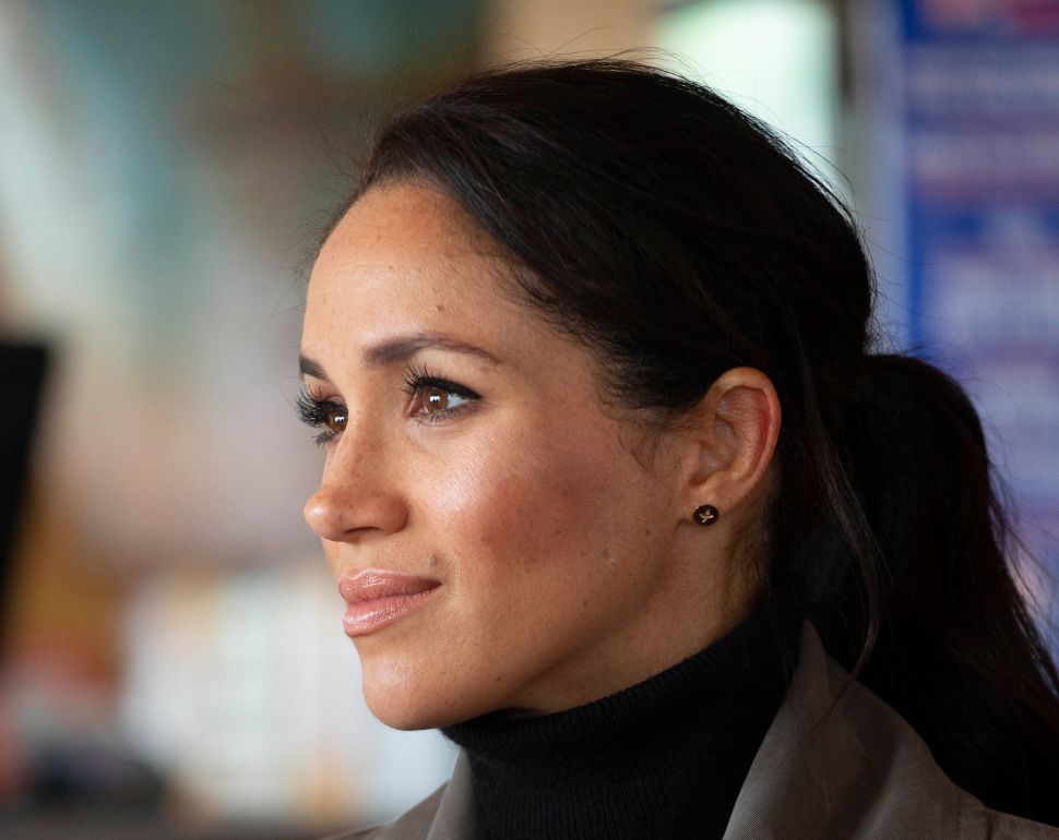 Meghan Markle Needs a New Bodyguard