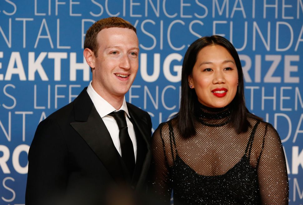 Facebook's Stock Rout Is Slowing Down Zuckerberg's Ambition to Cure Human Diseases
