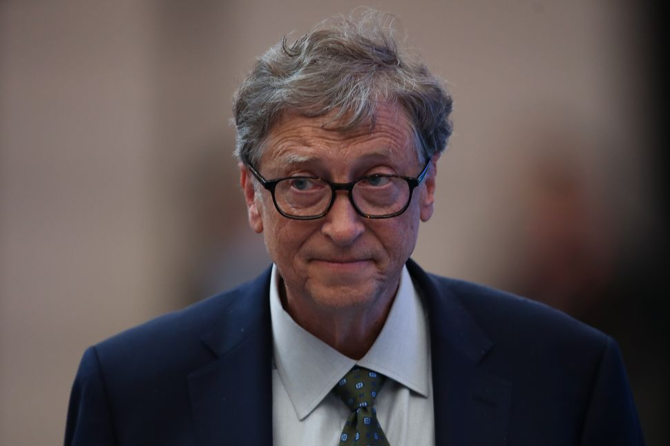Anthropology Expert Says Bill Gates' Positive World View Is Deeply Flawed