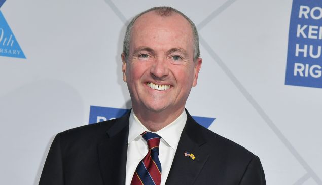 Governor of New Jersey Phil Murphy.