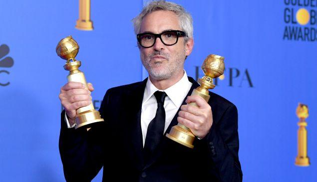 Alfonso Cuaron Roma Netflix
