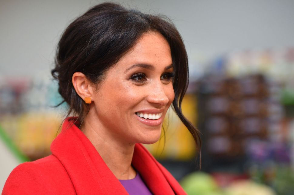 Meghan Markle's Newest Addition to Frogmore Cottage Is a Nod to Her Past