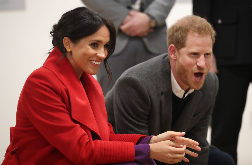 Meghan Markle's Baby Is Getting a Gender-Neutral, Vegan-Friendly Nursery