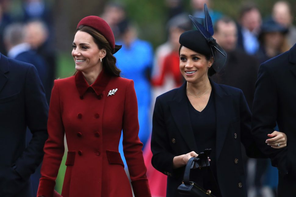 Meghan Markle Will Not Have Her Baby Where Kate Middleton Did