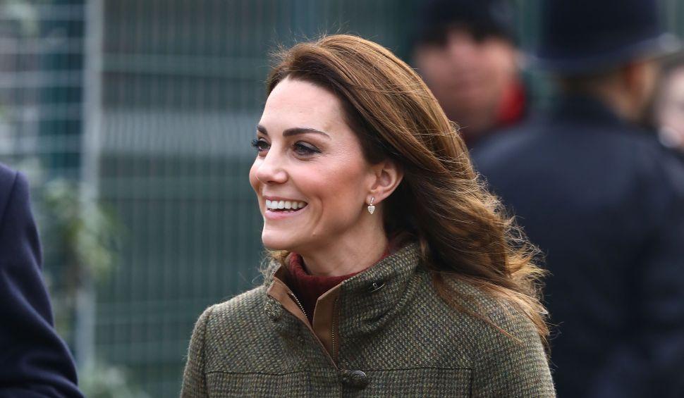 Kate Middleton Is Now a Royal Garden Designer