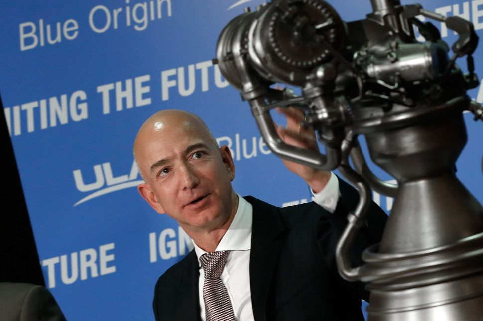 The Fate of Jeff Bezos' Rocket Company Could Be Determined by Amazon's Latest Earnings Report