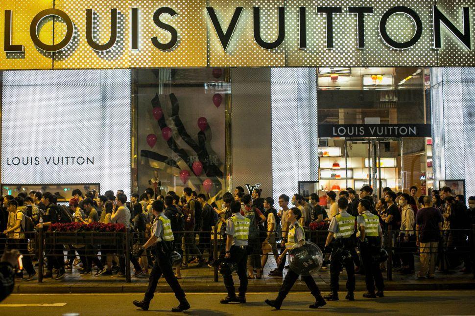 Amid a Tumultuous 2018, Shoppers Sought Escape By Splurging on Louis Vuitton