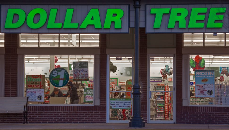 How Much Longer Can Dollar Tree Keep Everything at Strictly $1?